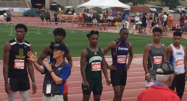Jamison Wooden: 6th Best Triple Jumper In The State!!