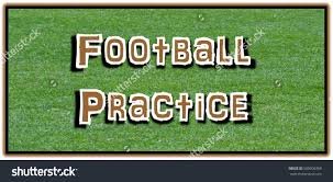 Football Practice Starts Aug. 7th!!!!