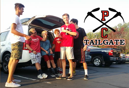 Homecoming Tailgate to be Sponsored by the PCHS Student Council and Booster Club