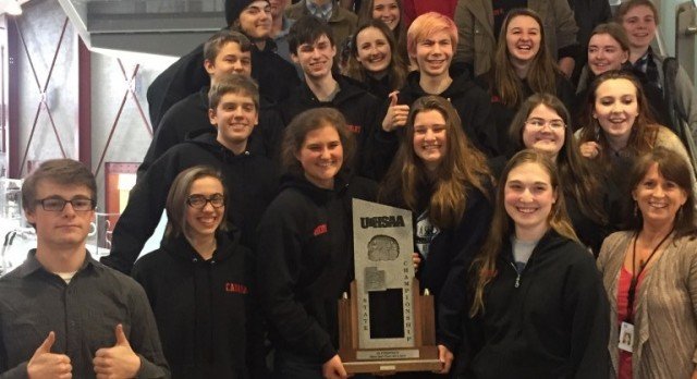 Park City Debaters Take 2nd Place in State Tournament