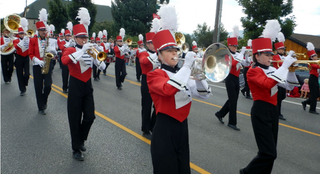 It's Time to Talk About Marching Band!