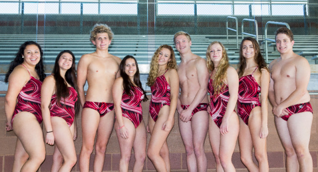 Swimmers Continue Domination in the Pool on Senior Day