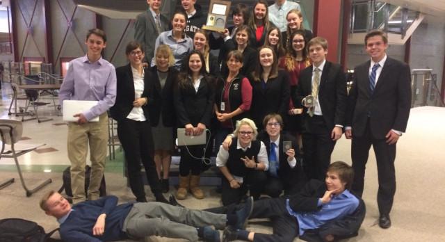 Debate Wins Region Title