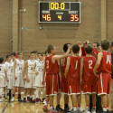 Boys Basketball Freshman at Juab 12-20-2016