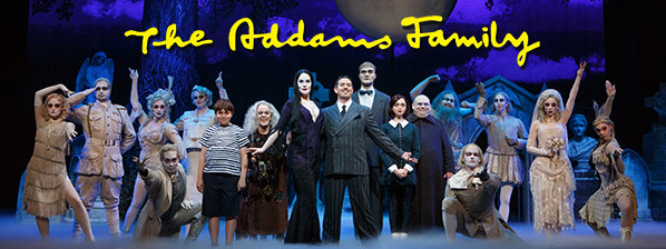 AUDITIONS for the Fall Musical…..THE ADDAMS FAMILY!