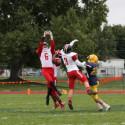 Football JV at Bonneville 09-21-17