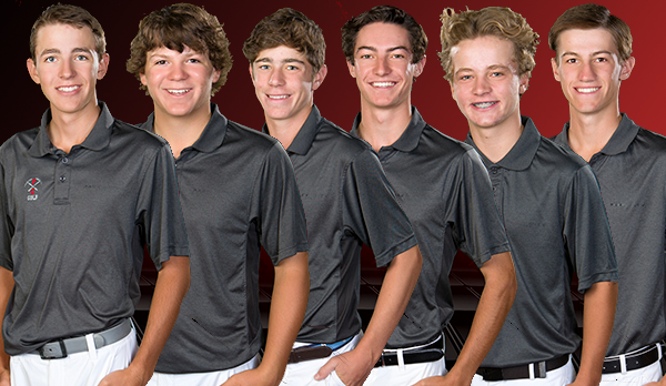 Six Miners Golfers Earn All-State Accolades