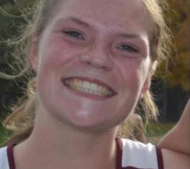 Erika Parry MountainStar Healthcare X-Country Star of the Week