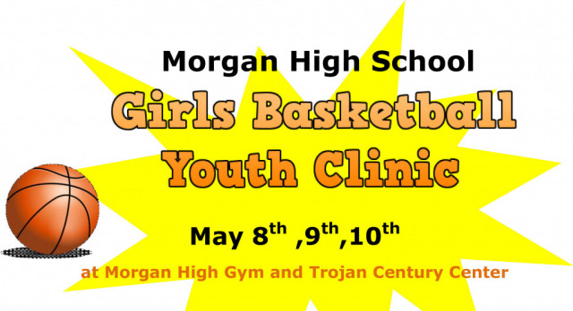MHS Girl's Basketball Youth Clinic