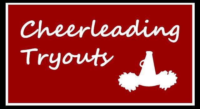 2017 Cheerleading Tryouts