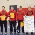 Wrestling Regional Individuals 2/15/14