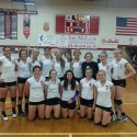 Freshman Volleyball 2014