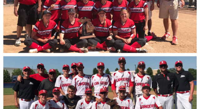 Lancer Baseball and Softball Heads to Quarterfinals