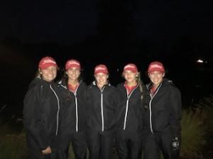 Girls Golf Regional Runners Up 2017