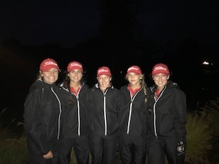 Girls Golf Finishes 2nd at Regionals