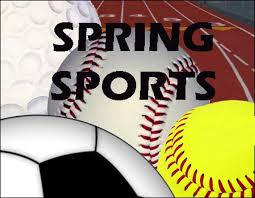 Spring Sports Parent Meeting and Information