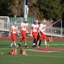 Varsity Football vs Saratoga