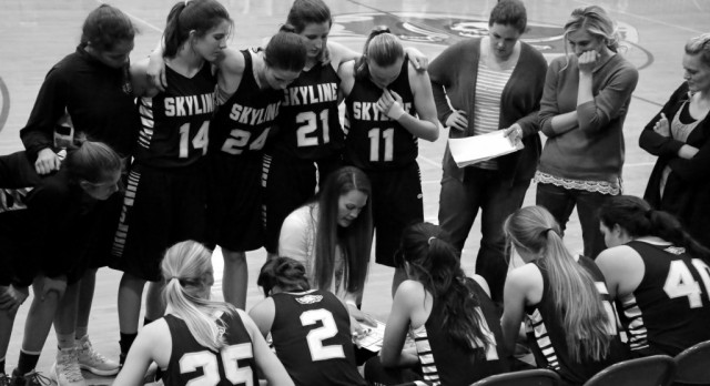 Girls Basketball – State 4A Quarterfinal Game