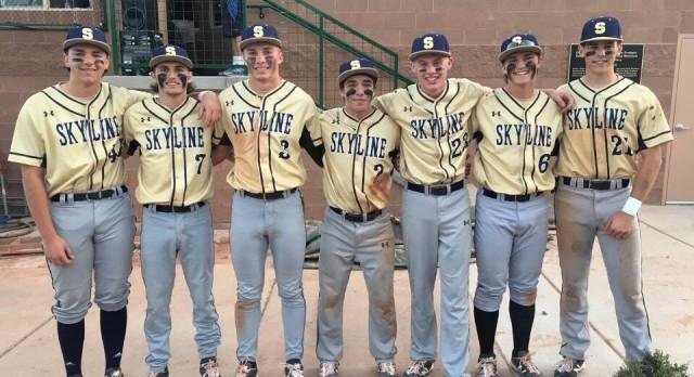 Skyline Baseball off to Hot Start