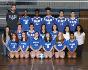 Blake CoEd Volleyball YB