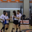 Coed Volleyball vs. Rockville, 4/27/15