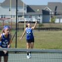 Girls Tennis vs. Magruder, 9/18/15