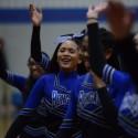 Varsity Cheer, Basketball Playoffs, 3/2/16