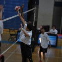 Boys Volleyball vs. Magruder, 4/11/16