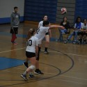 Coed Volleyball vs. Magruder, 4/11/16