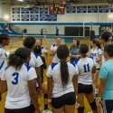 Varsity Girls Volleyball vs. Gaithersburg, 9/2/16