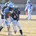 Varsity Football Playoffs vs. Potomac, 11/12/16