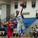 JV Boys Basketball vs. Wheaton, 12/9/16