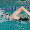 Girls Swim & Dive vs. Springbrook, 12/3/16