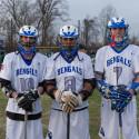 Varsity Boys Lacrosse vs. Kennedy, 3/27/17