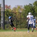 JV Football vs. Magruder, 9/23/17