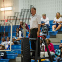 Varsity Girls Volleyball vs. Churchill, 9/8/17