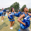 Varsity Cheer – Homecoming Game 10/7/17