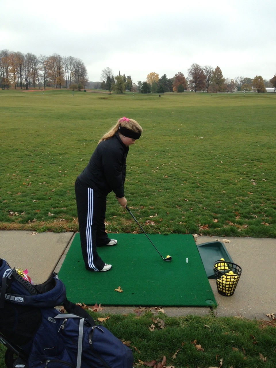 Girls' Golf Practice Begins August 13th at Grand Ledge Country Club