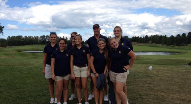 Comets Continue to Build Toward Future after Successful Girls' Golf Season