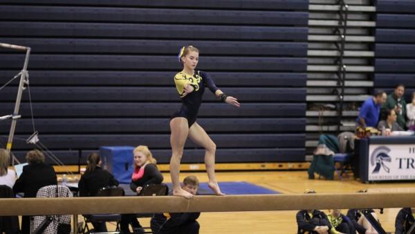 Gymnastics EL Presley_1stPlaceAllaround