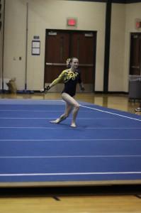 Gymnastics EL Rachel_4thPlaceAllaround