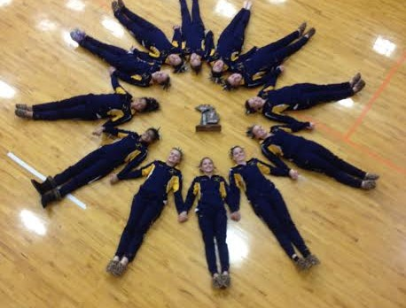 Gymnastics Team Looking for 7th Straight State Title after Regional Win