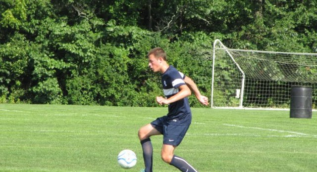 Comet Soccer Stays Hot with 8-0 Win at Kenowa Hills