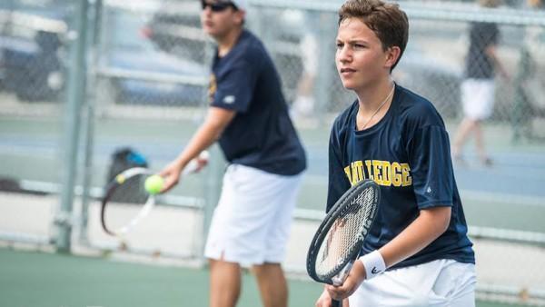 Boys Tennis v ER 6