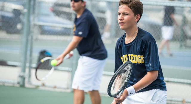 Varsity Boys Tennis Practice Set to Begin August 10th at 6:00 p.m. at GLHS