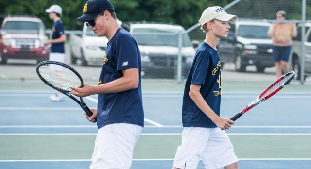 Comet Boys Tennis Practice Begins August 9th at GLHS