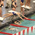Girls Swim at St. Johns