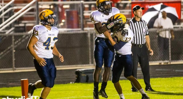 Football Remains Undefeated with a 42-3 Victory at Lansing Eastern