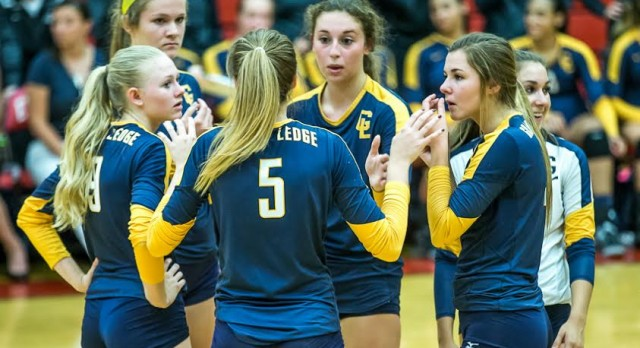 Varsity Volleyball Plays at 5:00 p.m. Today at East Lansing vs. Waverly in MHSAA Districts