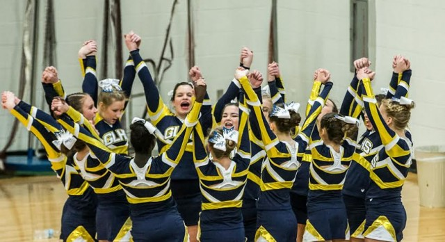 Another Record Breaking Performance for Comet Cheer!